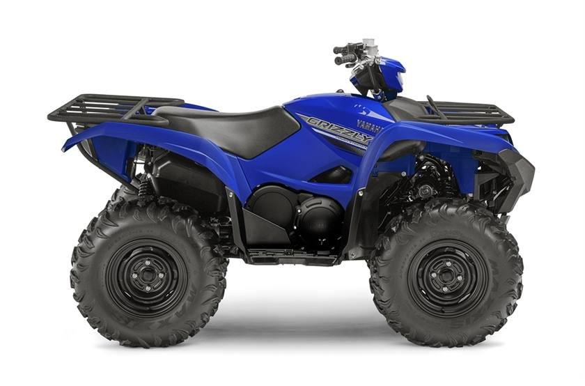 2016 Yamaha Grizzly EPS 4WD, motorcycle listing