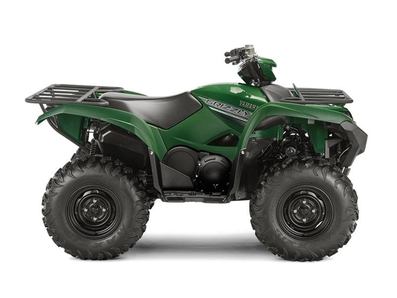 2016 Yamaha Grizzly EPS Hunter Green, motorcycle listing