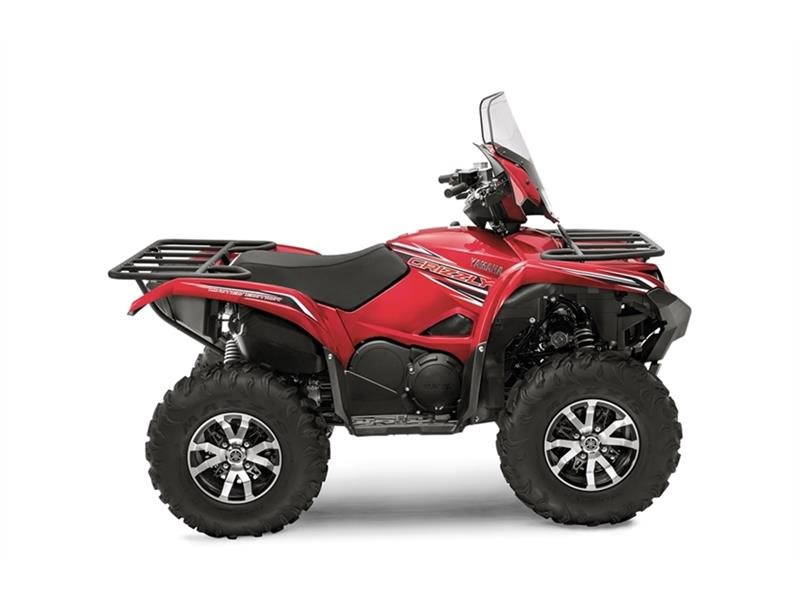 2016 Yamaha Grizzly EPS LE, motorcycle listing