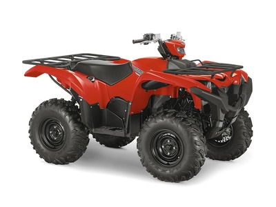 2016 Yamaha Grizzly, motorcycle listing