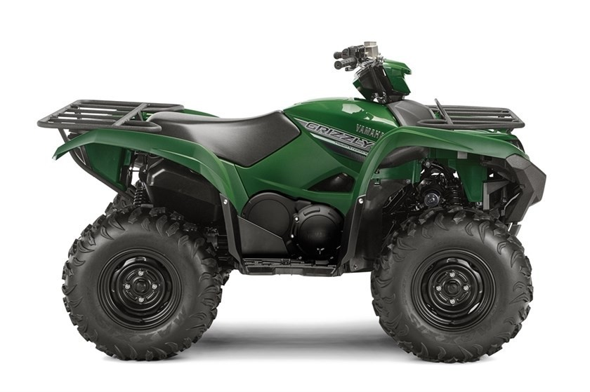 2016 Yamaha Grizzly® EPS, motorcycle listing