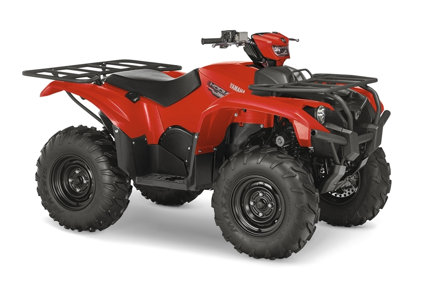 2016 Yamaha KODIAK 700 EPS 4WD RED, motorcycle listing