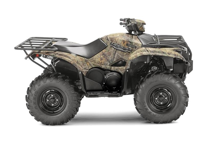 2016 Yamaha Kodiak 700 EPS - all-new 708cc, 4-, motorcycle listing