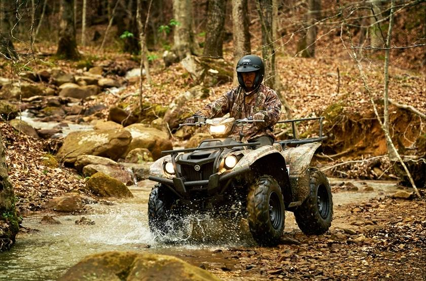 2016 Yamaha Kodiak 700 EPS 4WD Hunter, motorcycle listing