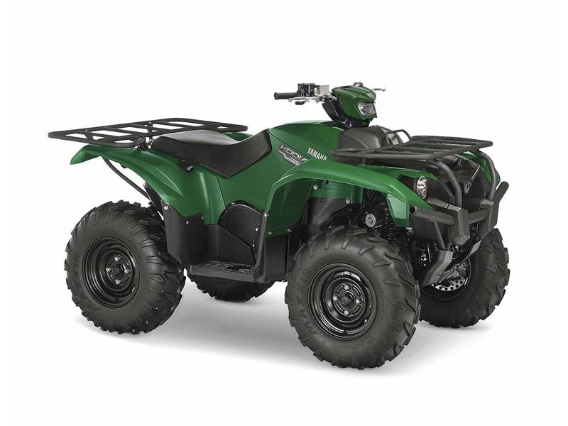 2016 Yamaha Kodiak 700 EPS Green, motorcycle listing