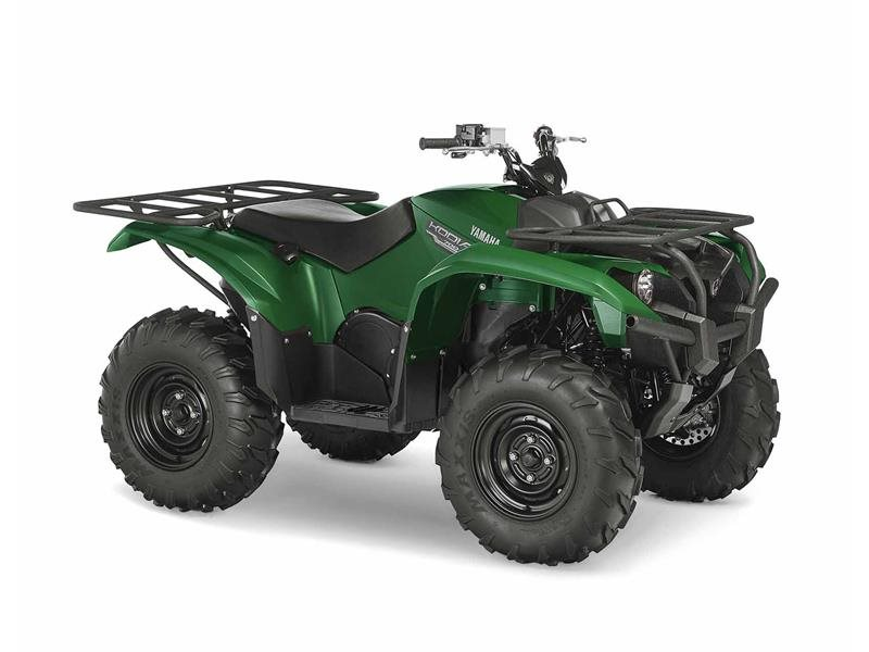 2016 Yamaha Kodiak 700 Green, motorcycle listing