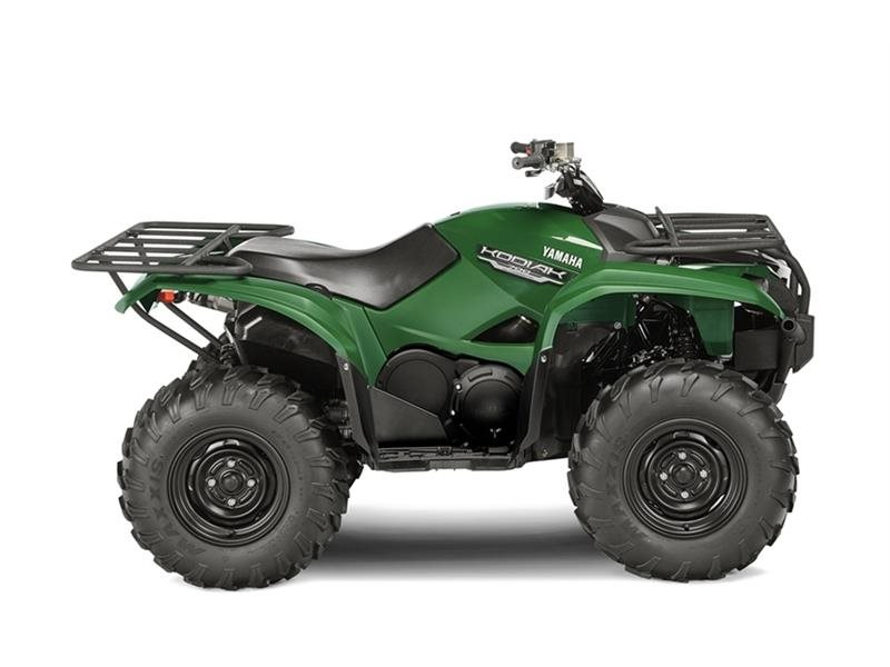 2016 Yamaha Kodiak 700 Hunter Green, motorcycle listing