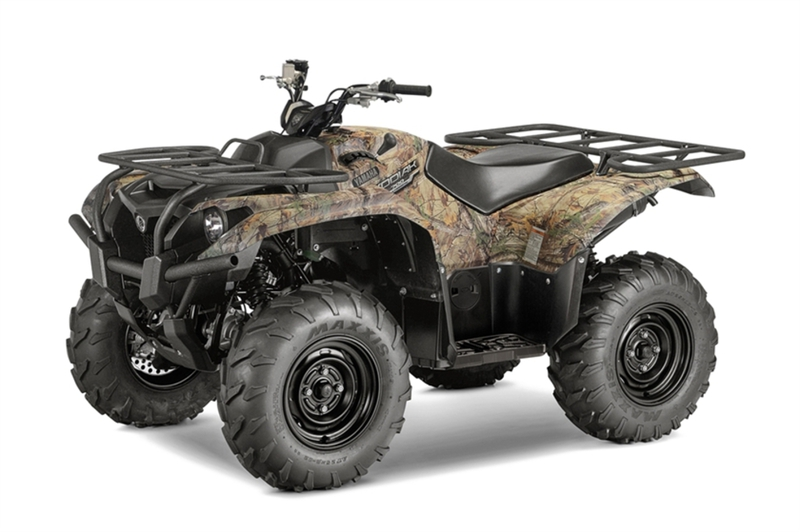 2016 Yamaha Kodiak 700 Real Tree edition, motorcycle listing