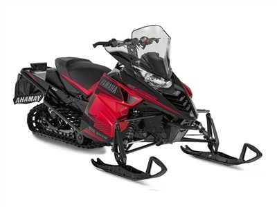 2016 Yamaha SRViper L-TX DX Black / Red, motorcycle listing
