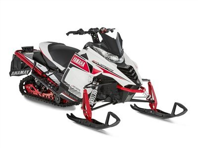 2016 Yamaha SRViper L-TX LE Yamaha White / Red, motorcycle listing