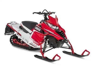 2016 Yamaha SRViper M-TX 141 SE Heat Red / White, motorcycle listing