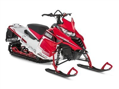 2016 Yamaha SRViper M-TX 153 SE Heat Red / White, motorcycle listing