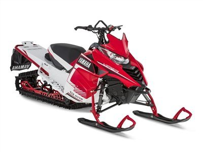 2016 Yamaha SRViper M-TX 162 SE Red / White, motorcycle listing