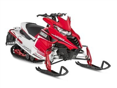 2016 Yamaha SRViper R-TX SE Head Red / White, motorcycle listing