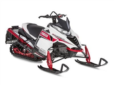 2016 Yamaha SRViper X-TX LE Heritage Red / White, motorcycle listing