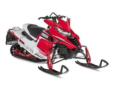 2016 Yamaha SRViper X-TX SE Heat Red / White, motorcycle listing