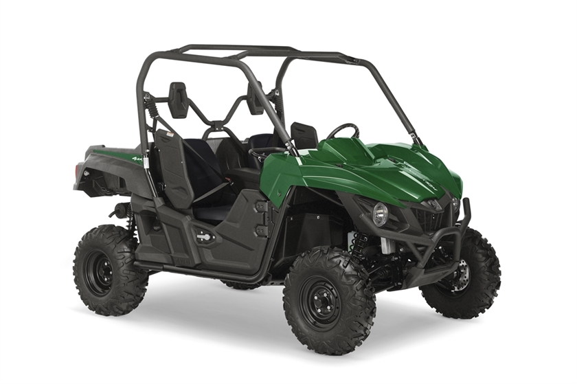 2016 Yamaha WOLVERINE HUNTER GREEN, motorcycle listing