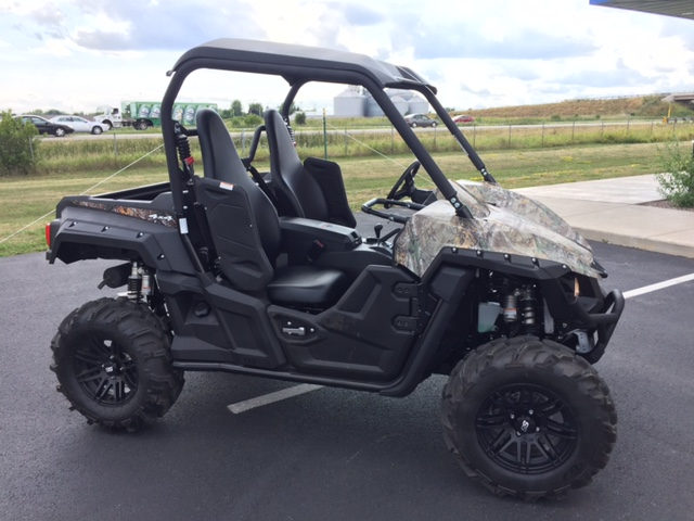 2016 Yamaha Wolverine R-Spec EPS - Realtree Xtr, motorcycle listing