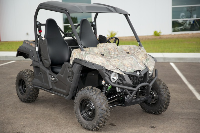 2016 Yamaha Wolverine R-Spec EPS Realtree Xtra, motorcycle listing