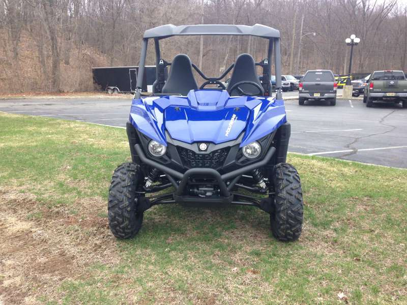 2016 Yamaha Wolverine R-Spec EPS Steel Blue, motorcycle listing