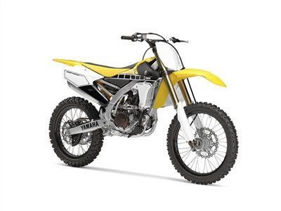 2016 Yamaha YZ250F 60th Anniversary Yellow, motorcycle listing
