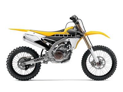 2016 Yamaha YZ450F 60th Anniversary, motorcycle listing