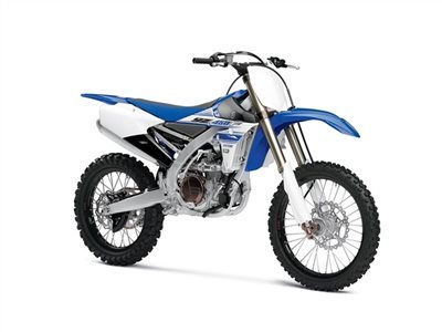 2016 Yamaha YZ450F Team Yamaha Blue / White, motorcycle listing