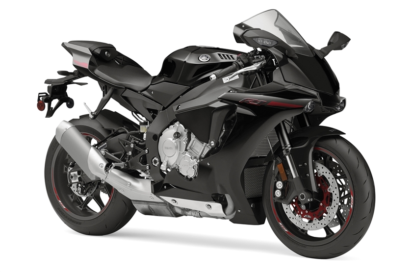 2016 Yamaha YZF-R1 RAVEN, motorcycle listing