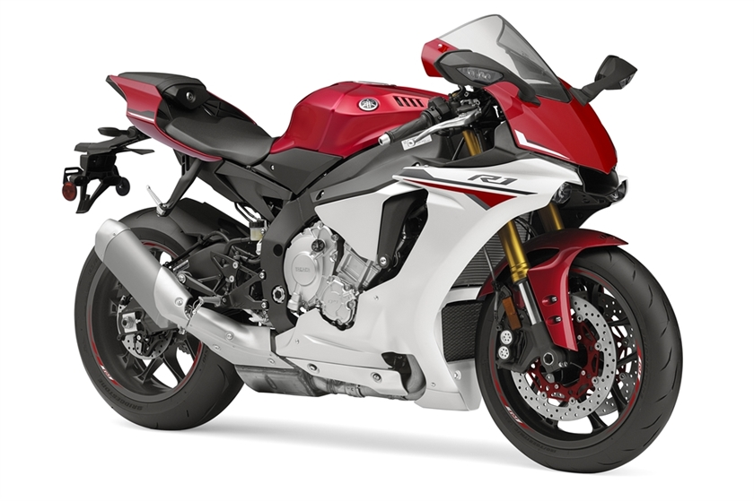 2016 Yamaha YZF-R1 RED, motorcycle listing