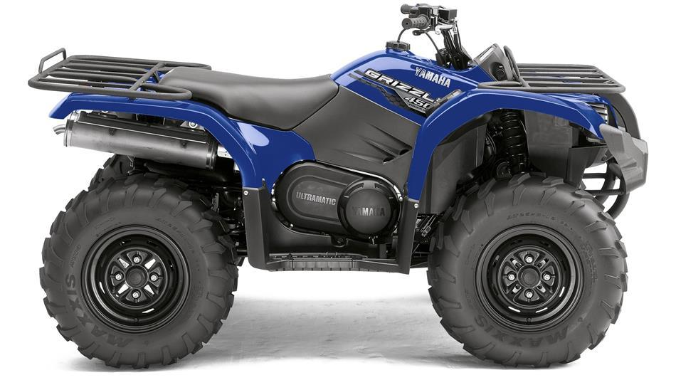 2015 Yamaha GRIZZLY 700 FI AUTO 4X4 EPS, motorcycle listing
