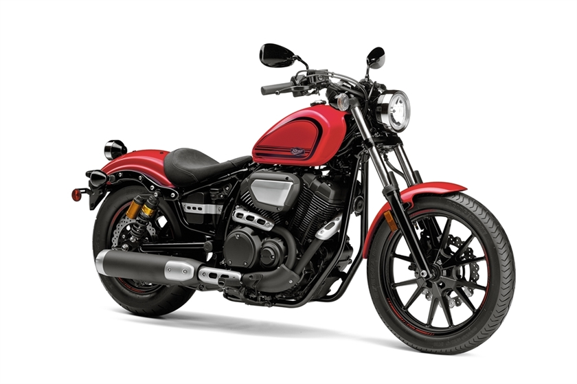 2016 Yamaha Bolt R-Spec - Red, motorcycle listing