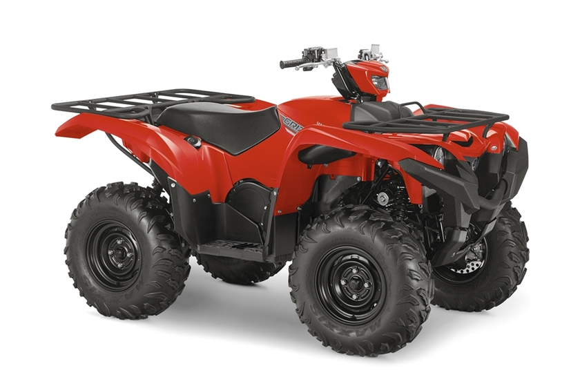 2016 Yamaha Grizzly Eps - Red, motorcycle listing