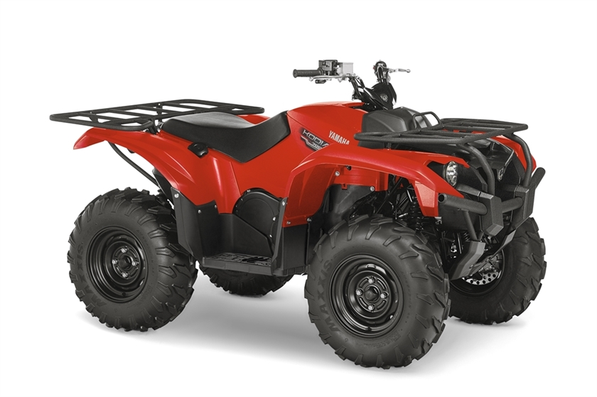 2016 Yamaha Kodiak 700 - Red, motorcycle listing