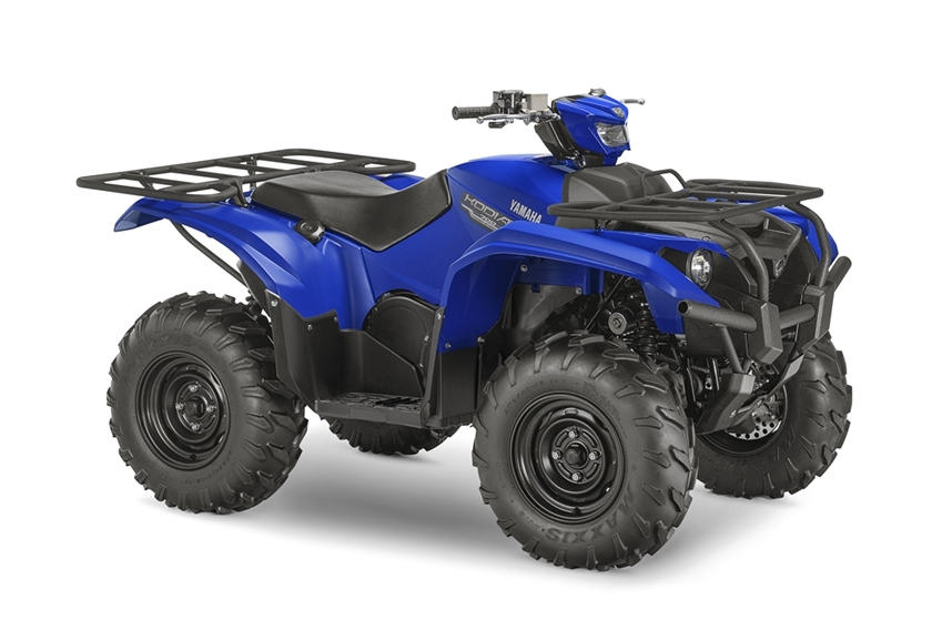 2016 Yamaha Kodiak 700 Eps - Blue, motorcycle listing