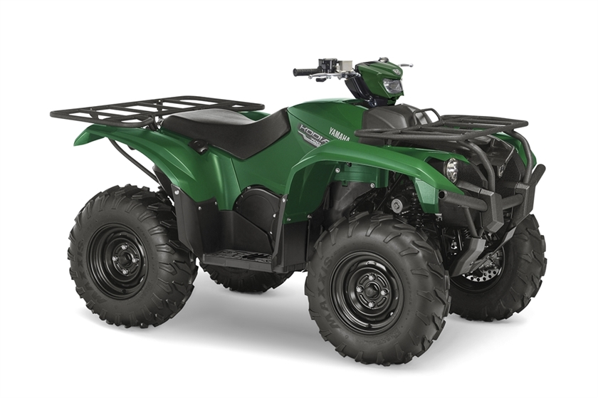 2016 Yamaha Kodiak 700 Eps - Hunter Green, motorcycle listing
