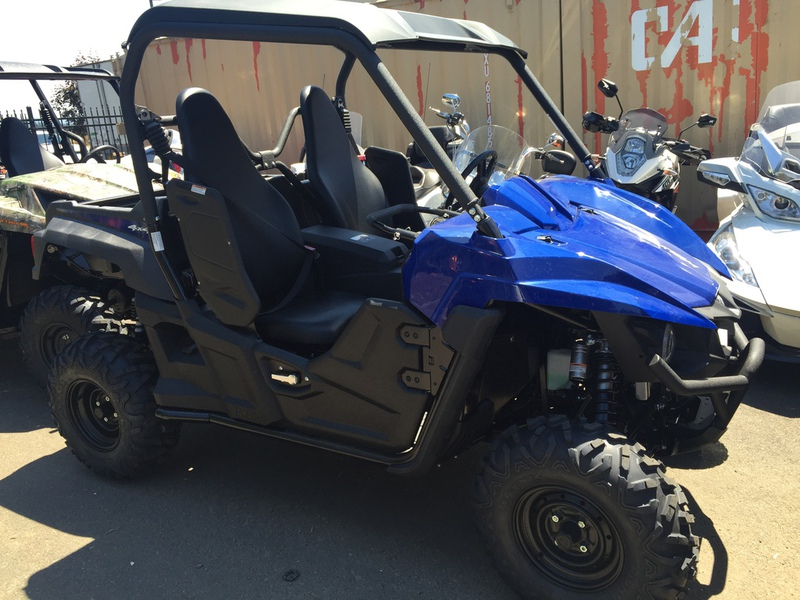 2016 Yamaha Wolverine R-Spec, motorcycle listing